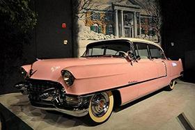 Η ροζ Cadillac του Elvis