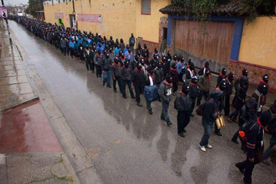 Marcha Zapatista
