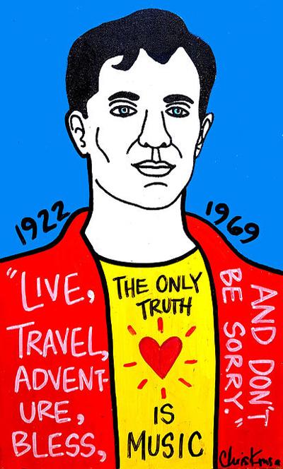 Jack Kerouac Chris Kruse