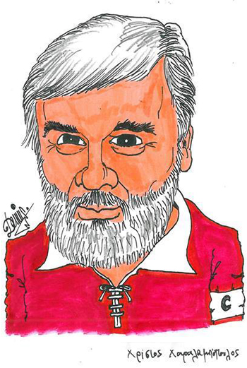 Χρίστος Χαραλαμπόπουλος (από Ντένη Τζαννάτο)