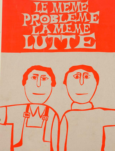 May '68, Paris - Posters from the Student Riots