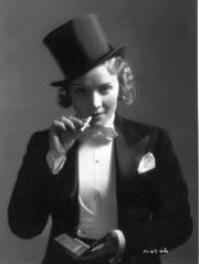 Marlene at 1930