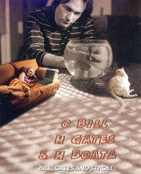 Bill, Gates, Βόλτα