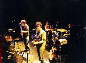 Teenage Fanclub 02 live