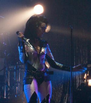 Siouxsie live 1