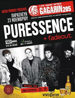 Puressence poster