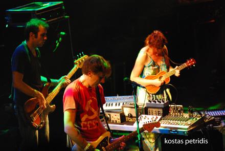 Yann Tiersen band