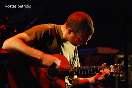 Matt Elliott guitar