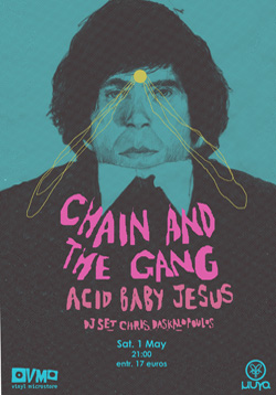 Chain & the Gang poster
