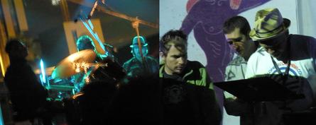 Tenor & Allen + Keith Slater