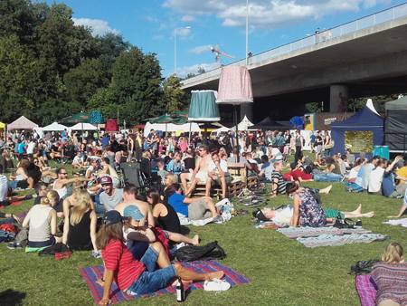Brückenfestival 2016