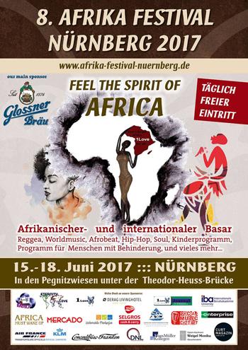 Afrikafest Nürnberg 2017