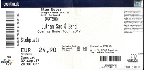 Julian Sas & Band