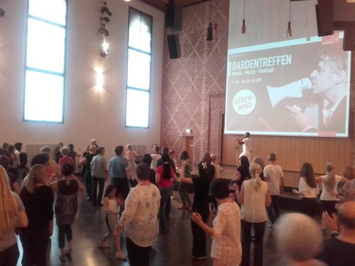 Salsa Tanzworkshop