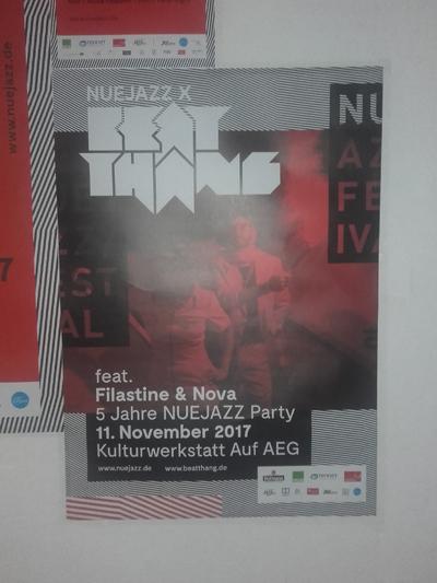 Beat Thang feat. Filastine & Nova