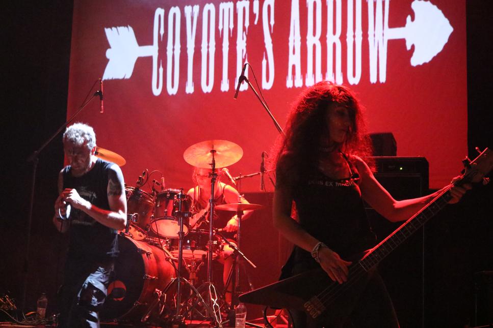 Coyote's Arrow