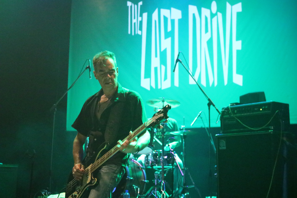 The Last Drive