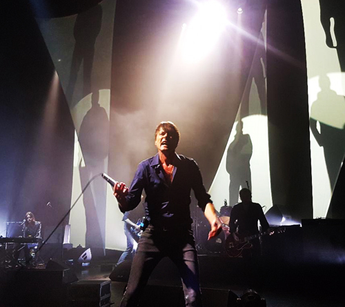 Suede live at the Eventim Apollo Hammersmith
