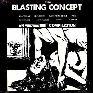 The blasting concept