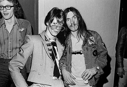 Bowie Lemmy
