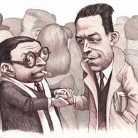 Sartre Camus