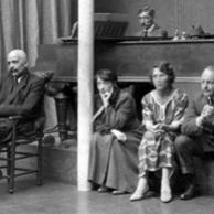gurdjieff & his students