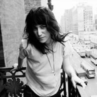 Patti Smith at the Chelsea Hotel
