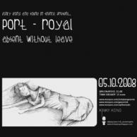 port royal absent without leave