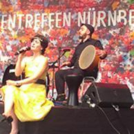 Live στη Νυρεμβέργη