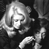 Serge Gainsbourg & Catherine Deneuve