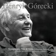 Henryk Gorecki Symphony No 4, Op 85