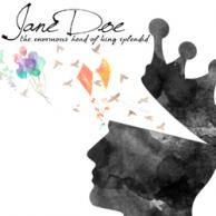 Jane Doe The enormous head of king splendid
