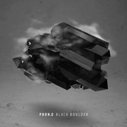 Phon.o Black boulder