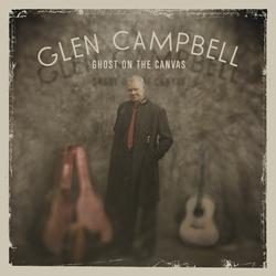 Glenn Campbell Ghost on the canvas