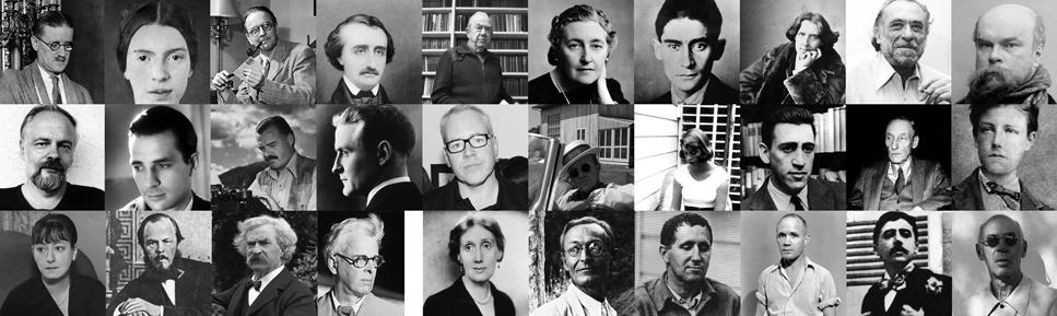 Authors and Poets