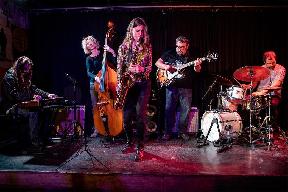 Muriel Grossmann Quintet