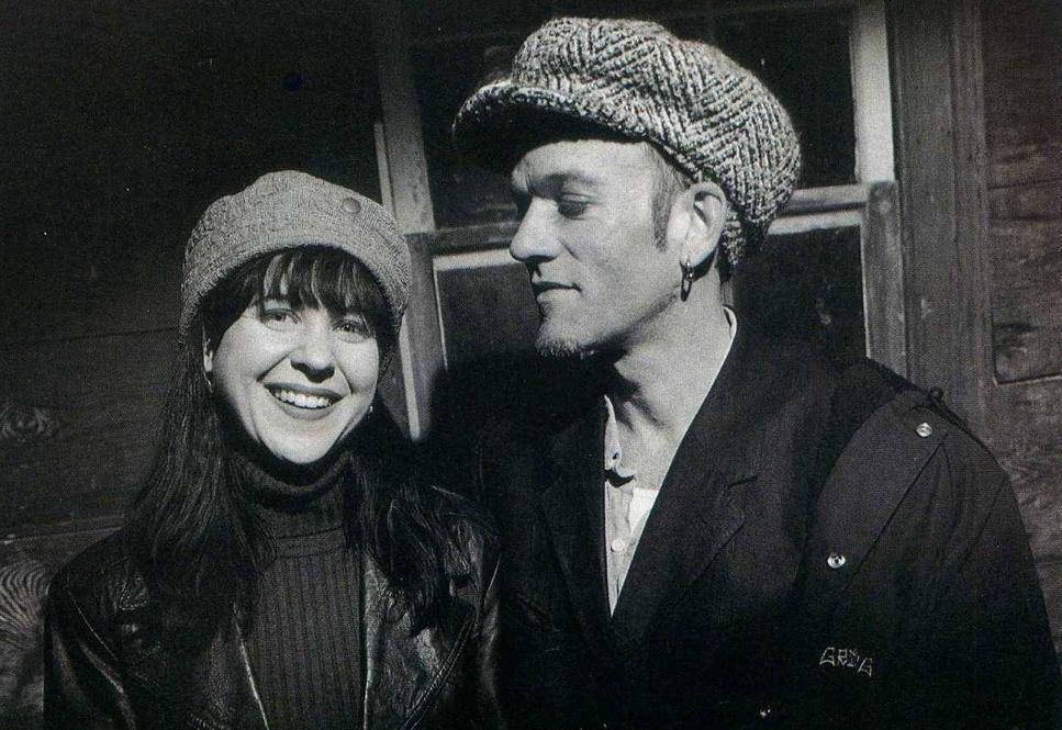 Kristin Hersh & Michael Stipe