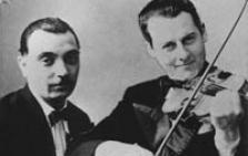 Django Reinhardt with Stephane Grappelly