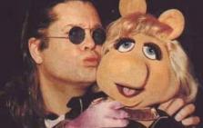 Ozzy & Miss Piggy