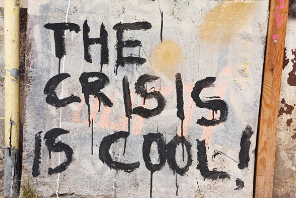 The Crisis Is Cool!