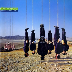 "ALAN PARSONS – ""Try Anything Once"""