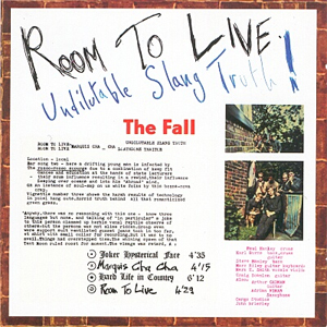 Fall - Room to Live