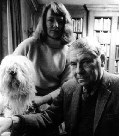 Cynthia and Arthur Koestler